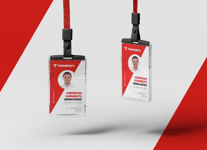 Branding Trienergy - agencia de publicidad y2d Bucaramanga Colombia