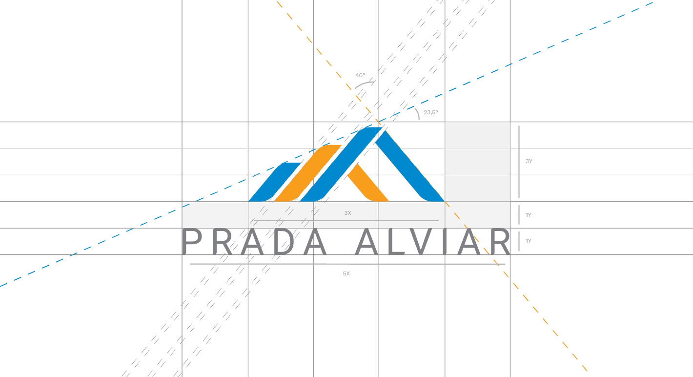 Branding Prada Alviar - agencia de publicidad y2d Bucaramanga Colombia